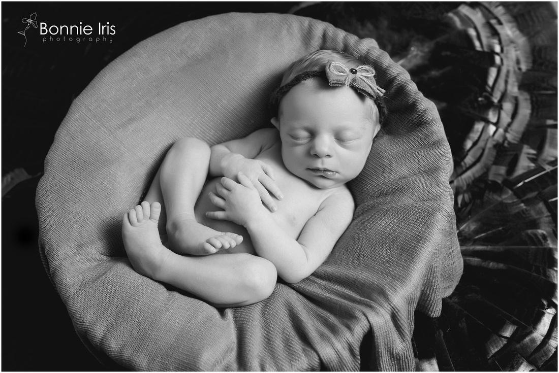 middle georgia newborn photographer