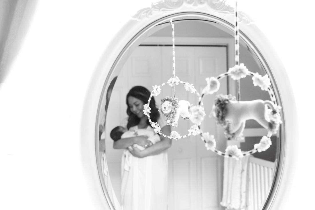Macon newborn photographer