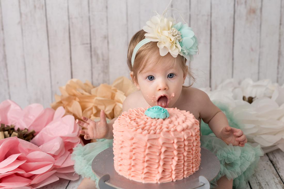 Macon cake smash